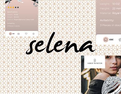 Selena Jewellery Shop