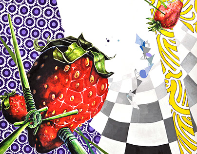 Straw-Berries