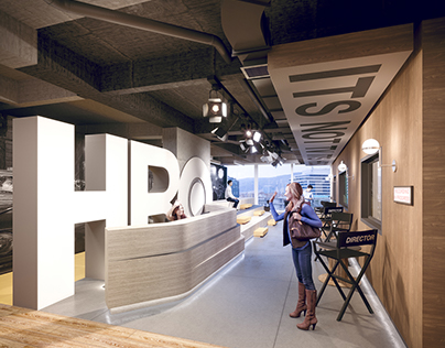 HBO LATIN AMERICA GROUP OFFICES, BOGOTÁ