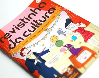 Revistinha da Cultura (Cultura's children magazine)