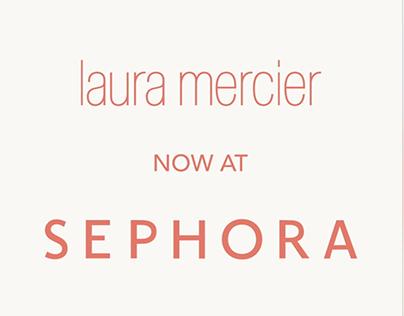 Laura Mercier - Sephora Dubai Opening Gifs