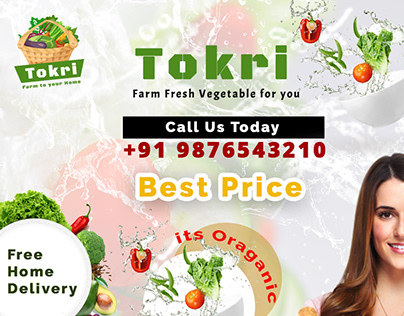 Tokri - The Vegetable Store