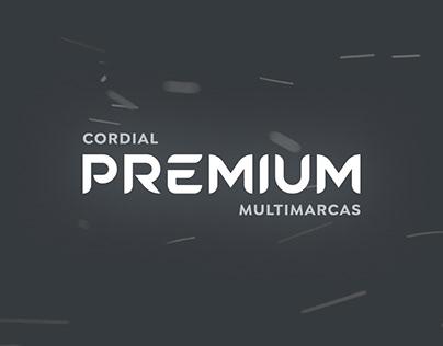 Cordial Premium Multimarcas | Branding | Fevereiro 2020