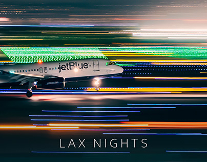 LAX   Night