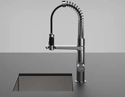 A.T.S Kitchen Mixer Tap
