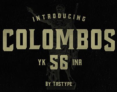 Colombos Typeface