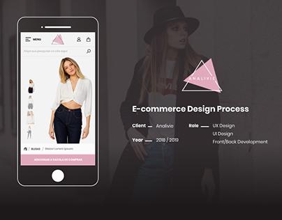 Analivie E-commerce