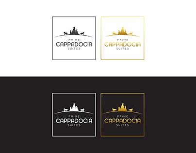 Prime Cappadocia Suites Logo Çalışması