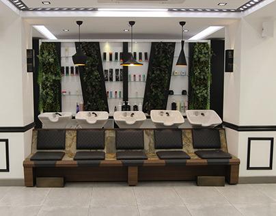 Hüseyin Çakar Mimarlık - Emre Ayaksız Hair Palace