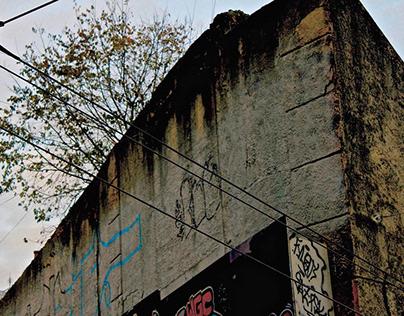 Urban Graffiti (Lisbon I)