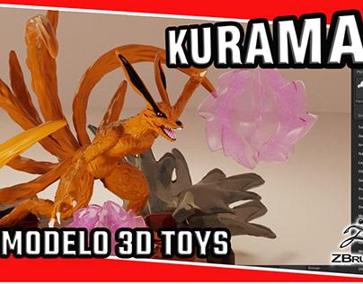 Kurama toys