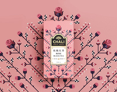 CHALI | Blended Tea Series