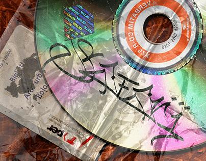 Bolo Safari – Rap mixtape art direction
