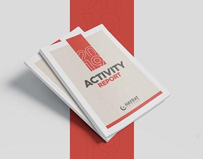 Activity Report 2019   Hayrat Yardım