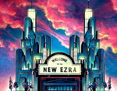Welcome to the New Ezra