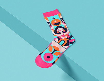 Walkies Socks