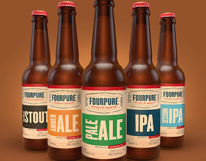 Fourpure 3D Product Renders