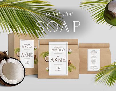 Thai Soap Packaging