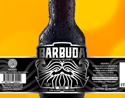 BARBUDA - Cerveza Artesanal