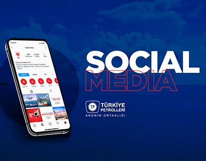 Social Media / Türkiye Petrolleri A.O.