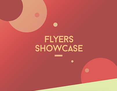 Flyers Showcase