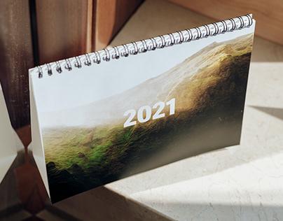 Disseny Calendari 2021