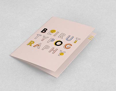Beirut Typography