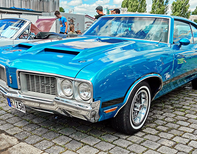 The Value of a 1970 Oldsmobile Cutlass in 2020