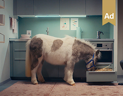 IKEA - Make room for pony