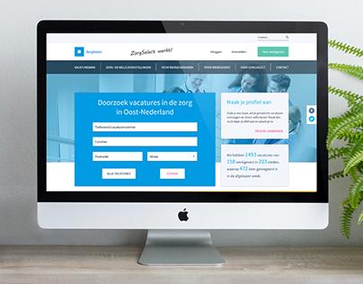 ZorgSelect websites
