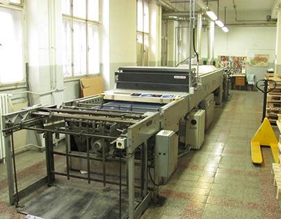 Cyber University Printing Workshop