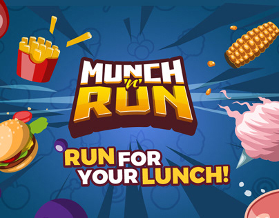 Munch'n' Run