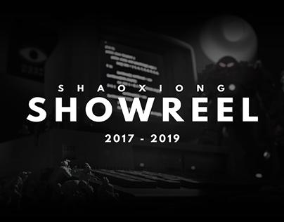 Showreel 2017-2019