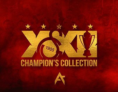 XXII CHAMPION'S COLLECTION by ATATURAL