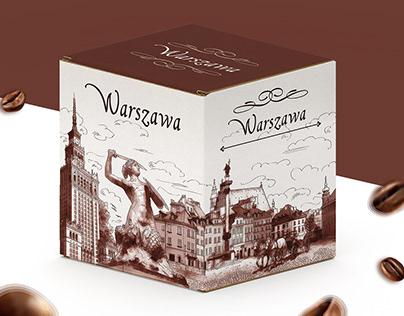 Mug Warsaw