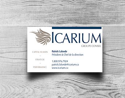 Icarium branding