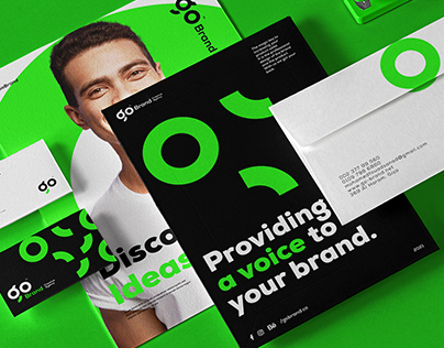 Go Brand | Rebranding