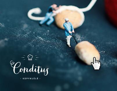 Conditus bakery