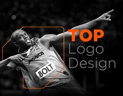 TOP Logo Design