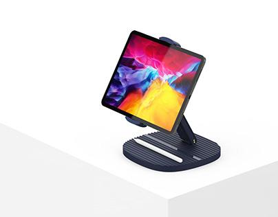 Tablet & Mobile Phone Desk Holder