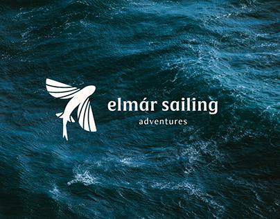 Elmár Sailing ~ Brand Identity Project