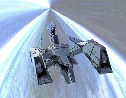 3D Design - Sci-fi