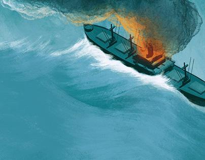 Shipping Losses WW2