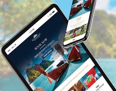 Email Design - Oceania Cruises