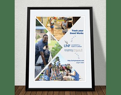 UNF Poster Set