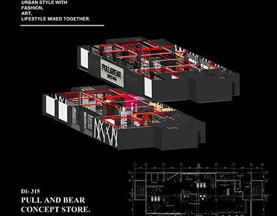 Pull n bear Store by Pfarrachman