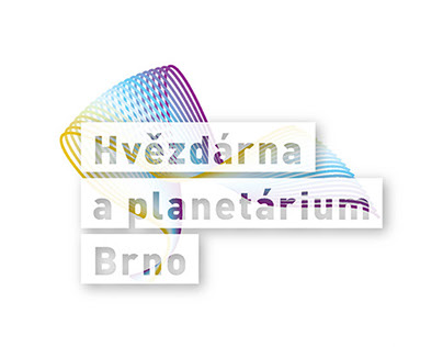 Hvězdárna a planetárium Brno, vizuální styl