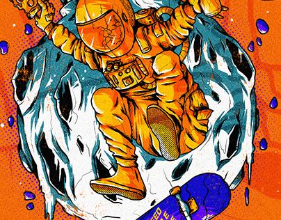 Astronaut SK8 [Blunt - Verão 2021]