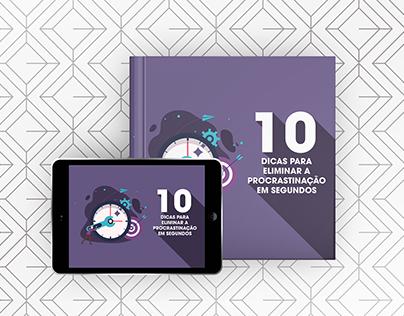 Ebook - 10 Dicas para eliminar a procrastinação.