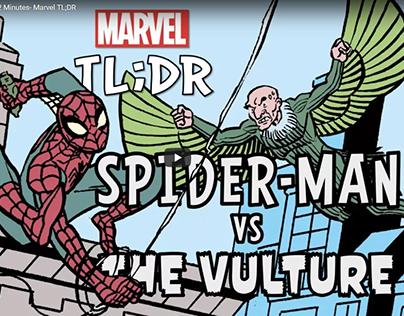Marvel TL;DR - Spider-Man Vs The Vulture